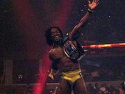 WWE Kofi