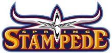 Spring Stampede Logo