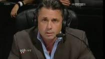 WWE Michael Cole