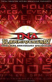 Slammiversary 2005