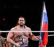 WWE Rusev