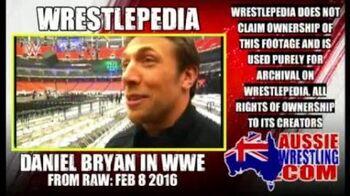 WRESTLEPEDIA Daniel Bryan's WWE Legacy