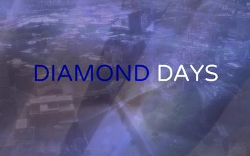 Diamond Days Title Card July 2013 -