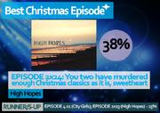 WRIXAS Winter 14 Best Christmas Episode winne