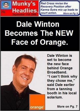 Orange merger