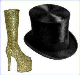 Boot hat