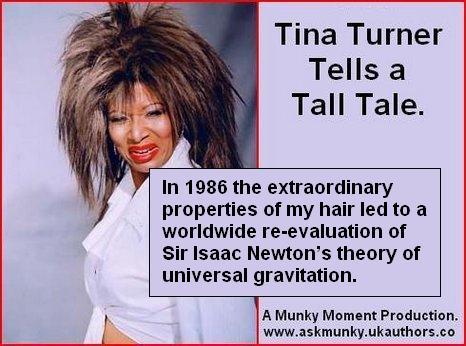 Talltales gravity