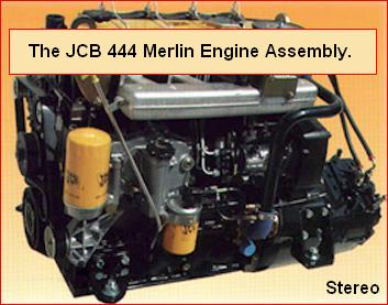 Jcb engine
