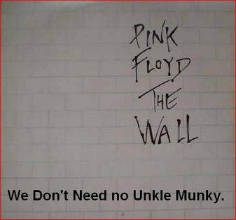 We dont need no