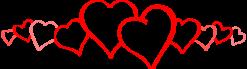 Row-of-hearts-e1379873198619