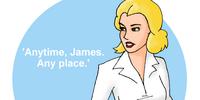 Bond Girls - Patricia Fearing