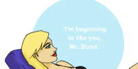 Bond Girls - Jill Masterson