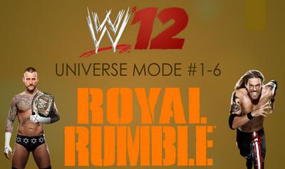 Royal rumble 2012 logo