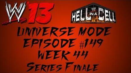 WWE '13 Universe Series Finale (Ep