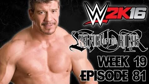 WWE 2K16 Universe - EPISODE 81 - WEEK 19 King of the Ring