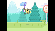 192 Wubbzy Bounces Into Woods 11