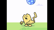 420 Wubbzy Plays With Ball With a Wing