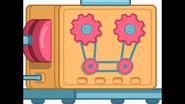 316 Machine Activates