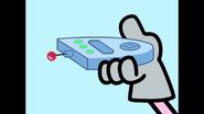323 Widget Holding Remote