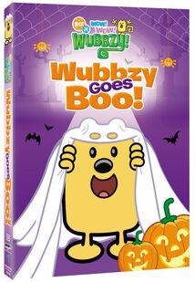 Wubbzy Boo DVD Cover