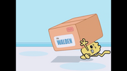 035 Wubbzy Struggling With Package