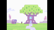 041 Wubbzy's Treehouse and Garage