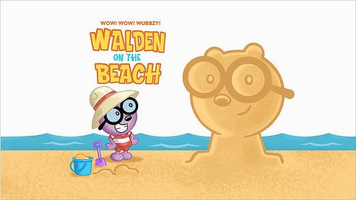 File:Walden on the Beach.jpg