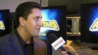 WWE All Stars Interview Sal DiVita