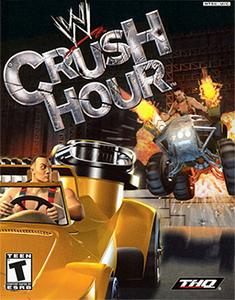 WWE Crush Hour Coverart