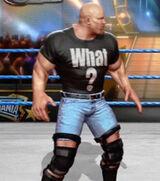 Steve Austin alternate attire