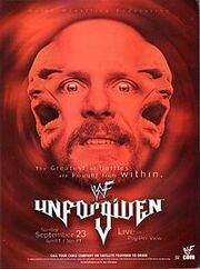 Unforgiven 2001