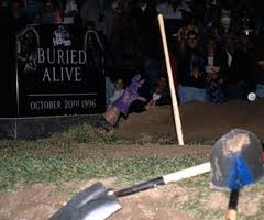 Buried Alivw