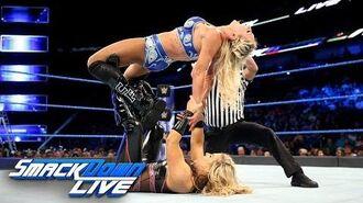 Charlotte Flair vs. Natalya- SmackDown LIVE, June 13, 2017