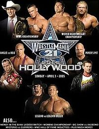 WrestleMania21