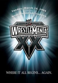 WrestleManix XX