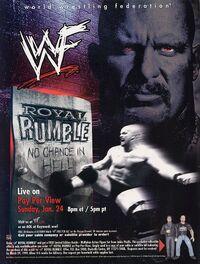 Royal Rumble 1999 Poster