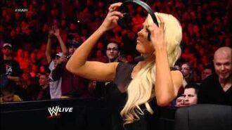 Raw- Alicia Fox vs