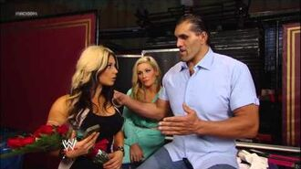 The Great Khali gives Kaitlyn relationship advice- SmackDown, May 3, 2013