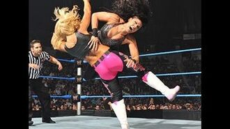 Friday Night SmackDown - Tamina vs