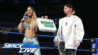 Carmella & Ellsworth address the Women's Money in the Bank Match- SmackDown LIVE, June 20, 2017