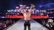 Seth-Rollin won the wwe champion