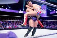 Noam Dar against Zack Sabre