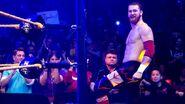 Sami NXT