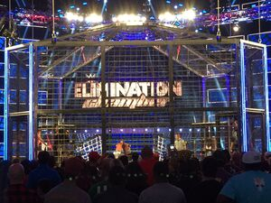 Elimination Chamber new look