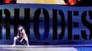 Cody Rhodes Entrance