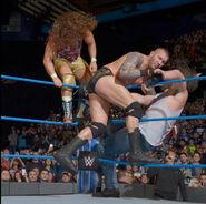 Luke Harper and Randy Orton losing to Gable