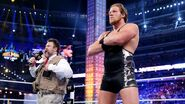 Swagger in WrestleMania 29