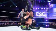 HoHo Lun Noam Dar at WWE CWC