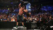 John Cena AA on AJ Styles