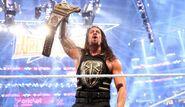 Roman at Wrestlemania 32